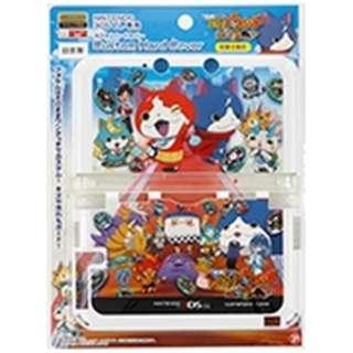 映画妖怪ウォッチ ニンテンドー3DS LL専用 カスタムハードカバー 妖怪大集合 YW-25A 【3DS LL】