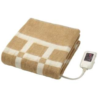 SB-KG101 電気毛布 [ハーフサイズ /敷毛布 /タイマー有]