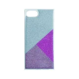 iPhone8/7  グリッターケース Glitter SWSQ-I7S-001 ピンク