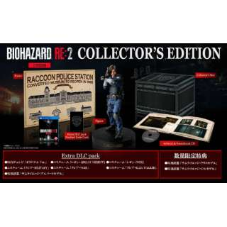 BIOHAZARD RE:2 Z Version COLLECTOR'S EDITION 【PS4】