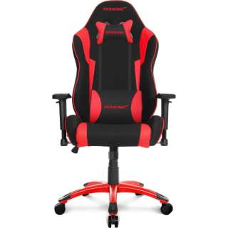 Wolf Gaming Chair (Red) WOLF-RED AKRWOLFRED レッド