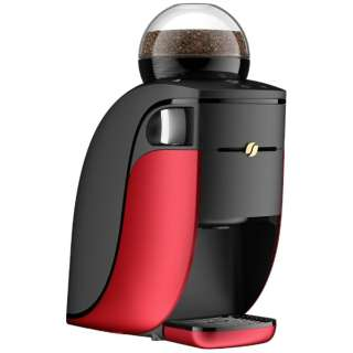 HPM9636 コーヒーメーカー ネスカフェ ゴールドブレンド バリスタ シンプル プレミアムレッド