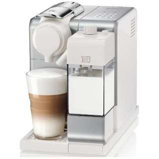 F521-SI カプセル式コーヒーメーカー Lattissima Touch Plus (ラティシマ・タッチ・プラス)