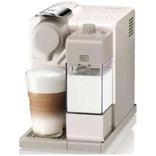 F521-WH カプセル式コーヒーメーカー Lattissima Touch Plus (ラティシマ・タッチ・プラス)