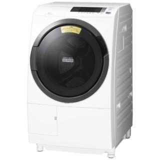 BD-SG100CL ドラム式洗濯乾燥機 ホワイト [洗濯10.0kg /乾燥6.0kg /左開き]
