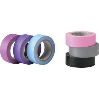 STALOGY 和紙テープ ナイトブラック
