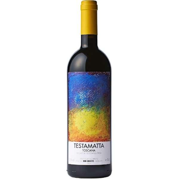 [正規品] ビービーグラーツ テスタマッタ 2013 750ml【赤ワイン】