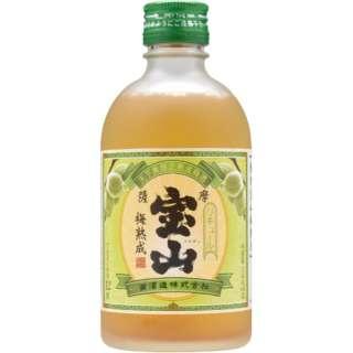 薩摩宝山 梅熟成 300ml【梅酒】