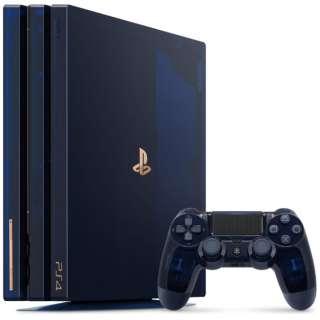 PlayStation 4 Pro (プレイステーション4 プロ) 500 Million Limited Edition [ゲーム機本体] CUH-7100BA50