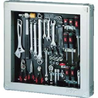 KTC 9.5sq.工具セット(薄型収納メタルケースタイプ)