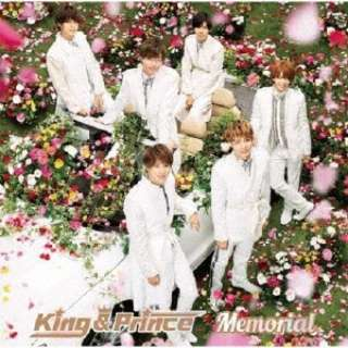 King & Prince/ Memorial 初回限定盤A 【CD】