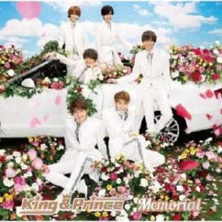 King & Prince/ Memorial 初回限定盤B 【CD】