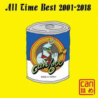 can:goo:All Time Best 2001-2018 can詰め 【CD】