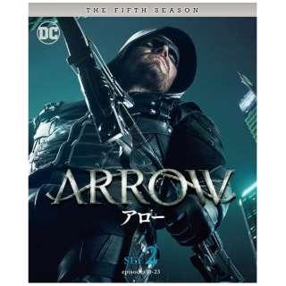 ARROW/アロー <フィフス> 後半セット 【DVD】