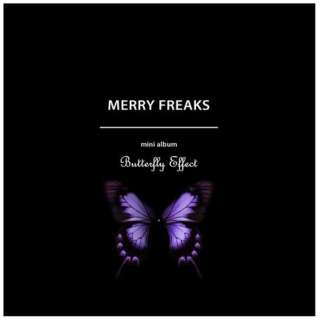 MERRY FREAKS/ Butterfly Effect 通常盤 【CD】