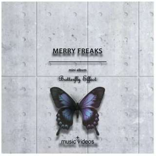 MERRY FREAKS/ Butterfly Effect 限定盤 【CD】