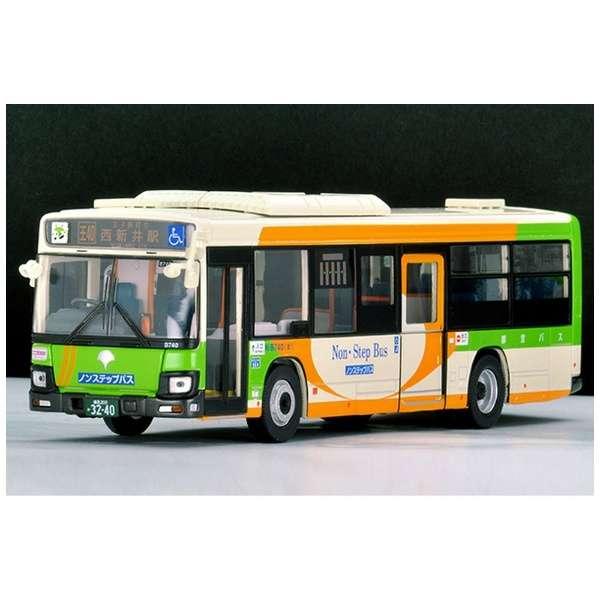 トミカリミテッドヴィンテージ NEO TLV-N139g いすゞエルガ(東京都交通局)
