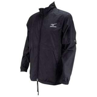 メンズ レイン ウエア ゴルフ 多機能レインスーツ 上下セット(XLサイズ/ブラック)52MG6A01 09【春夏ウエア】
