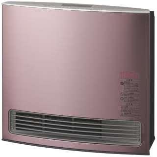 140-6033 ガスファンヒーター Vivace(ビバーチェ) ピンクゴールド [木造10畳まで /コンクリート14畳まで /プロパンガス]