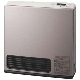 140-9473 ガスファンヒーター eco model ウォームシルバー [木造11畳まで /コンクリート15畳まで /都市ガス12・13A]