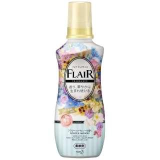 FLAIR FRAGRANCE(フレア フレグランス)フラワーハーモニーの香り 本体 570ml 〔柔軟剤〕