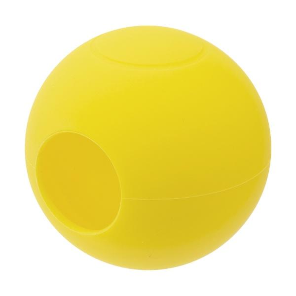 CYBER・シリコンカバー(SWITCH モンスターボール Plus用) CY-NSMPSC-YE [イエロー]