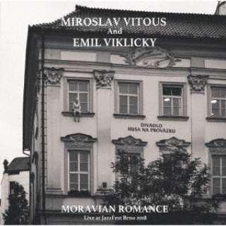 ミロスラフ・ヴィトウス&エミル・ヴィクリツキー(b/p)/ モラヴィアン・ロマンス 【CD】