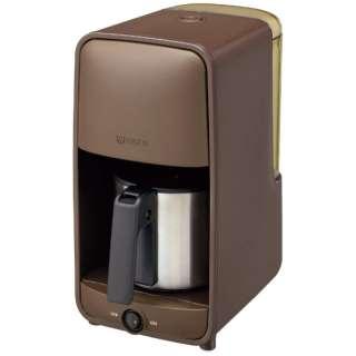 ADC-A060 コーヒーメーカー ダークブラウン