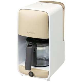 ADC-B060 コーヒーメーカー グレージュホワイト