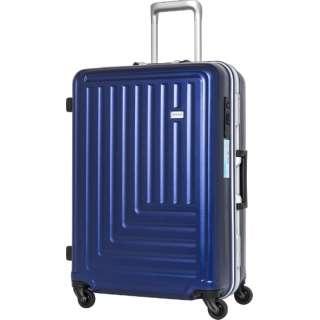 スーツケース 65L ネイビー TE-0791-61-NV [TSAロック搭載]