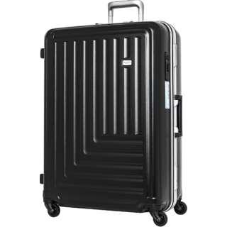 スーツケース 90L ブラック TE-0791-67-BK [TSAロック搭載]