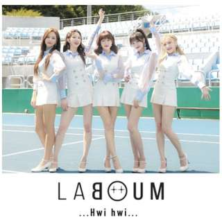 LABOUM/ Hwi hwi 初回限定盤A 【CD】