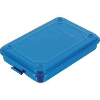 TRUSCO トランク型工具箱 154X105X29 ブルー