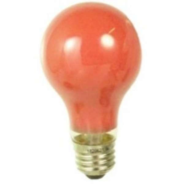 LDA4RE26-TM LEDフィラメント型カラー電球 トーメ(Tome) 赤 [E26 /赤色 /40W相当 /一般電球形 /全方向タイプ]