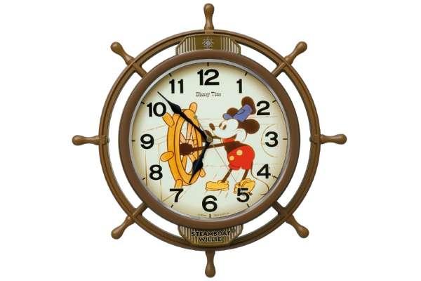 セイコー「Disney Time(ディズニータイム)ミッキー&フレンズ」FW583A(電波時計)