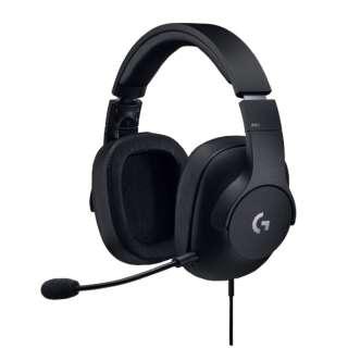 G-PHS-001 ゲーミングヘッドセット ロジクールG PRO [φ3.5mmミニプラグ /両耳 /ヘッドバンドタイプ]