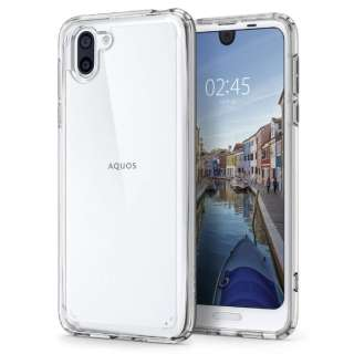 AQUOS R2 Ultra Hybrid Crystal Clear