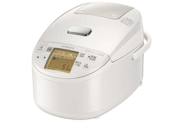 5合炊き炊飯器のおすすめ11選 日立 RZ-BX100M-W(圧力IH)