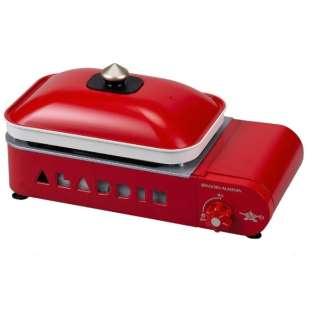 SAG-RS21-R盒炉子Sengoku Aladdin(sengokuarajin)Petit Pan(微型面包)红