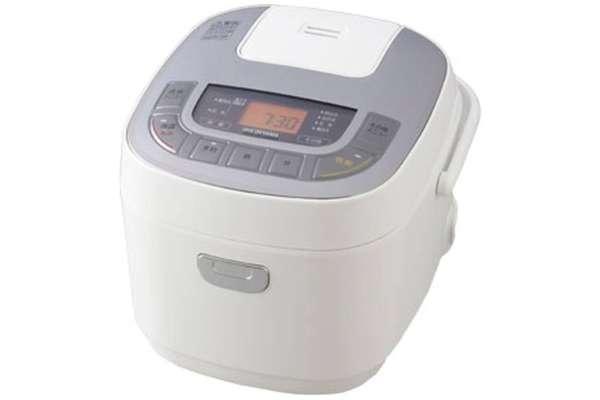 5合炊き炊飯器のおすすめ11選 アイリスオーヤマ「米屋の旨み」ERCMC50W(マイコン)