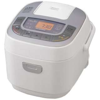 ERC-MC30-W 炊飯器 米屋の旨み ホワイト [3合 /マイコン]