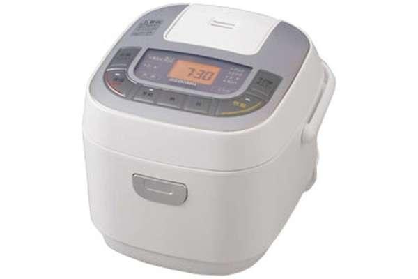 3合炊き炊飯器のおすすめ10選 アイリスオーヤマ「米屋の旨み」ERCMC30W(マイコン)