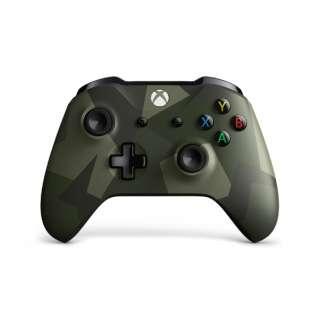 Xbox ワイヤレスコントローラー (アームド フォーセスII) WL300099 【Xbox One】