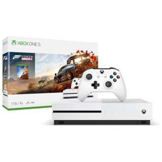 Xbox One S 1 TB (Forza Horizon 4 同梱版) [ゲーム機本体]