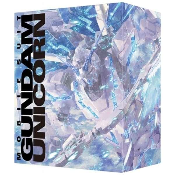 機動戦士ガンダムUC Blu-ray BOX Complete Edition 【RG 1/144 ユニコーンガンダム ペルフェクティビリティ 付属版】 【ブルーレイ】