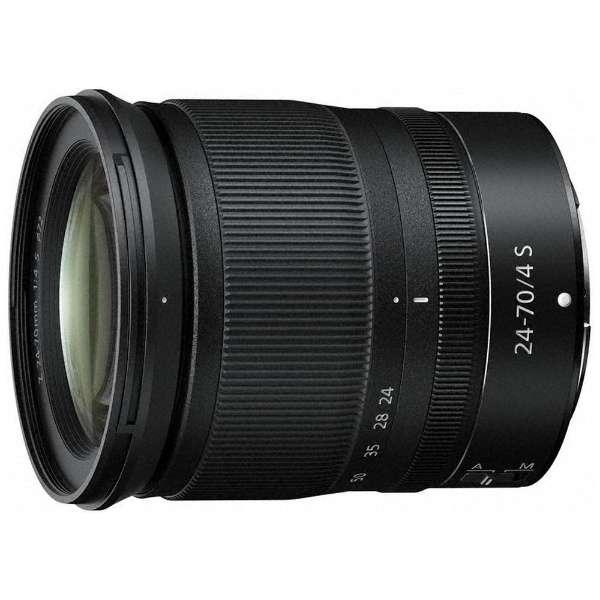 相机镜头NIKKOR Z 24-70mm f/4 S NIKKOR(nikkoru)黑色[尼康Z/变焦距镜头]
