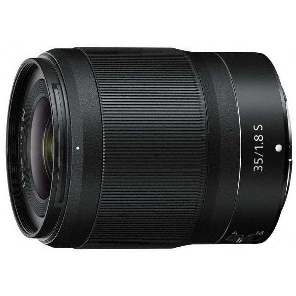 カメラレンズ NIKKOR Z 35mm f/1.8 S NIKKOR(ニッコール) ブラック [ニコンZ /単焦点レンズ]