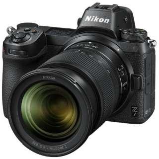 Nikon Z 7 ミラーレス一眼カメラ 24-70 レンズキット ブラック [ズームレンズ]