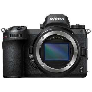Nikon Z 6 ミラーレス一眼カメラ ブラック [ボディ単体]