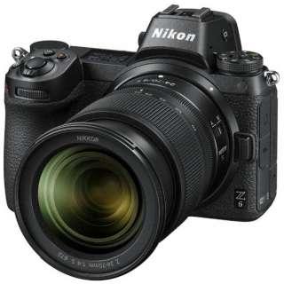 Nikon Z 6 ミラーレス一眼カメラ ブラック [ズームレンズ]